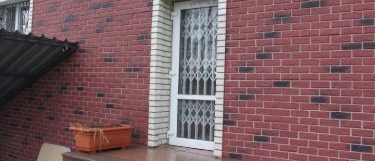Вентилируемые фасады под кирпич. Цокольный сайдинг или клинкерная плитка