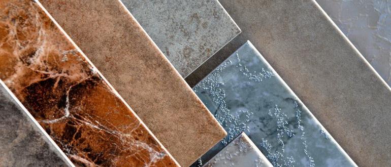 Выбор плитки для пола: геометрия, цвет, фактура