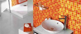 Плитка-мозаика - лучшее для вашей кухни и ванной