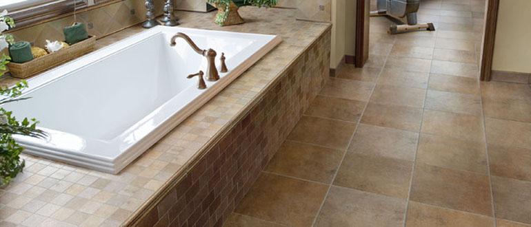 Бордюр для ванной: выбираем качественный материал!